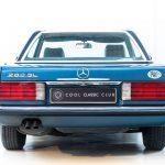 Mercedes 280SL blauw-3656