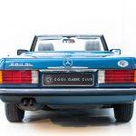 Mercedes 280SL blauw-3658