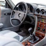 Mercedes 280SL blauw-3671