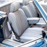 Mercedes 280SL blauw-3673