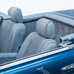 Mercedes 280SL blauw-3680