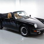 Porsche 911 Carrera cabrio zwart-8449