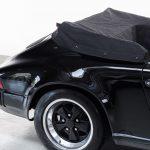 Porsche 911 Carrera cabrio zwart-8452