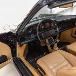 Porsche 911 Carrera cabrio zwart-8459