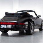 Porsche 911 Carrera cabrio zwart-8470