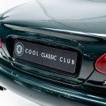 Jaguar XK8 groen-6736