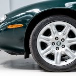 Jaguar XK8 groen-6764