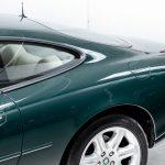 Jaguar XK8 groen-6765