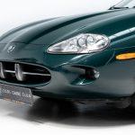Jaguar XK8 groen-6767