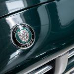 Jaguar XK8 groen-6770