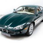 Jaguar XK8 groen-6773