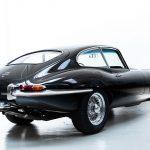 JAguar E-Type zwart-6780
