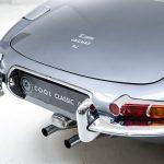 Jaguar E-Type Cabrio grijs-6815