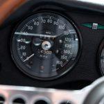 Jaguar E-Type Cabrio grijs-6830