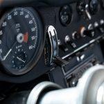 Jaguar E-Type Cabrio grijs-6832