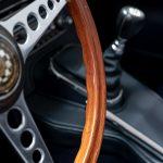 Jaguar E-Type Cabrio grijs-6833