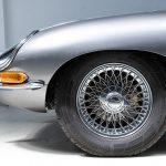 Jaguar E-Type Cabrio grijs-6840