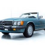 Mercedes 560 SL-