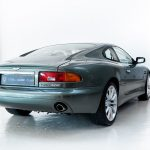 Aston Martin DB7 groen-8982