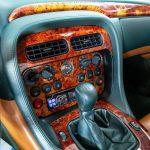 Aston Martin DB7 groen-8995
