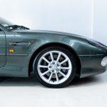 Aston Martin DB7 groen-9004