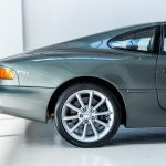 Aston Martin DB7 groen-9006