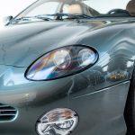Aston Martin DB7 groen-9012