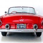 Cadilac Thunderbird rood-