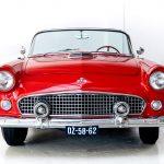 Cadilac Thunderbird rood--3