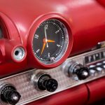 Cadilac Thunderbird rood-8768
