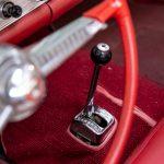 Cadilac Thunderbird rood-8770