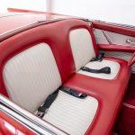 Cadilac Thunderbird rood-8781
