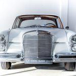 Mercedes 200SE wit--3