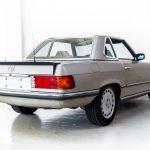 Mercedes 500SL brons-8840