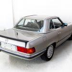 Mercedes 500SL brons-8841
