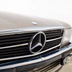 Mercedes 500SL brons-8867