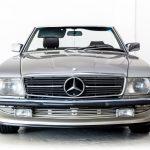 Mercedes 500SL brons-8879