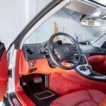 Mercedes SL55 AMG zilver-9066
