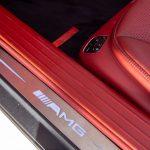 Mercedes SL55 AMG zilver-9067