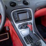 Mercedes SL55 AMG zilver-9072