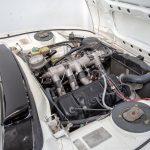 Peugeot 504 Cabrio wit-8920