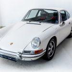 Porsche 911T SWB wit-8970