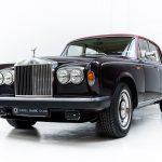 Rolls Royce Silver Shadow II-