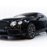 Bentley Continental-