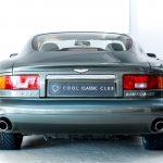 Aston Martin DB7 groen-