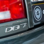 Aston Martin DB7 groen-8986