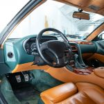 Aston Martin DB7 groen-8992