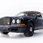 Bentley Continental R groen-