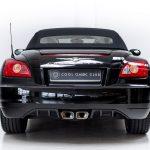Chrysler Crossfire zwart-