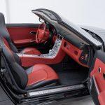 Chrysler Crossfire zwart-7970